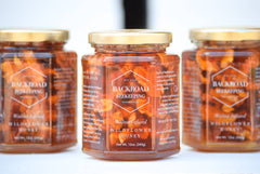 Bourbon Infused Honey