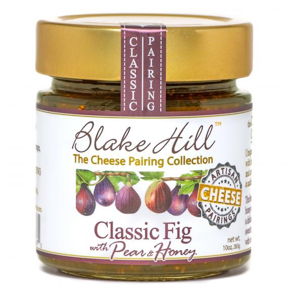 Fig With Pear & Honey Jam  Blake Hill Preserves Sweets & Desserts Olive & Basket