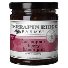 Hot Pepper Berry Bacon Jam  TR Sauces & Dips Olive & Basket
