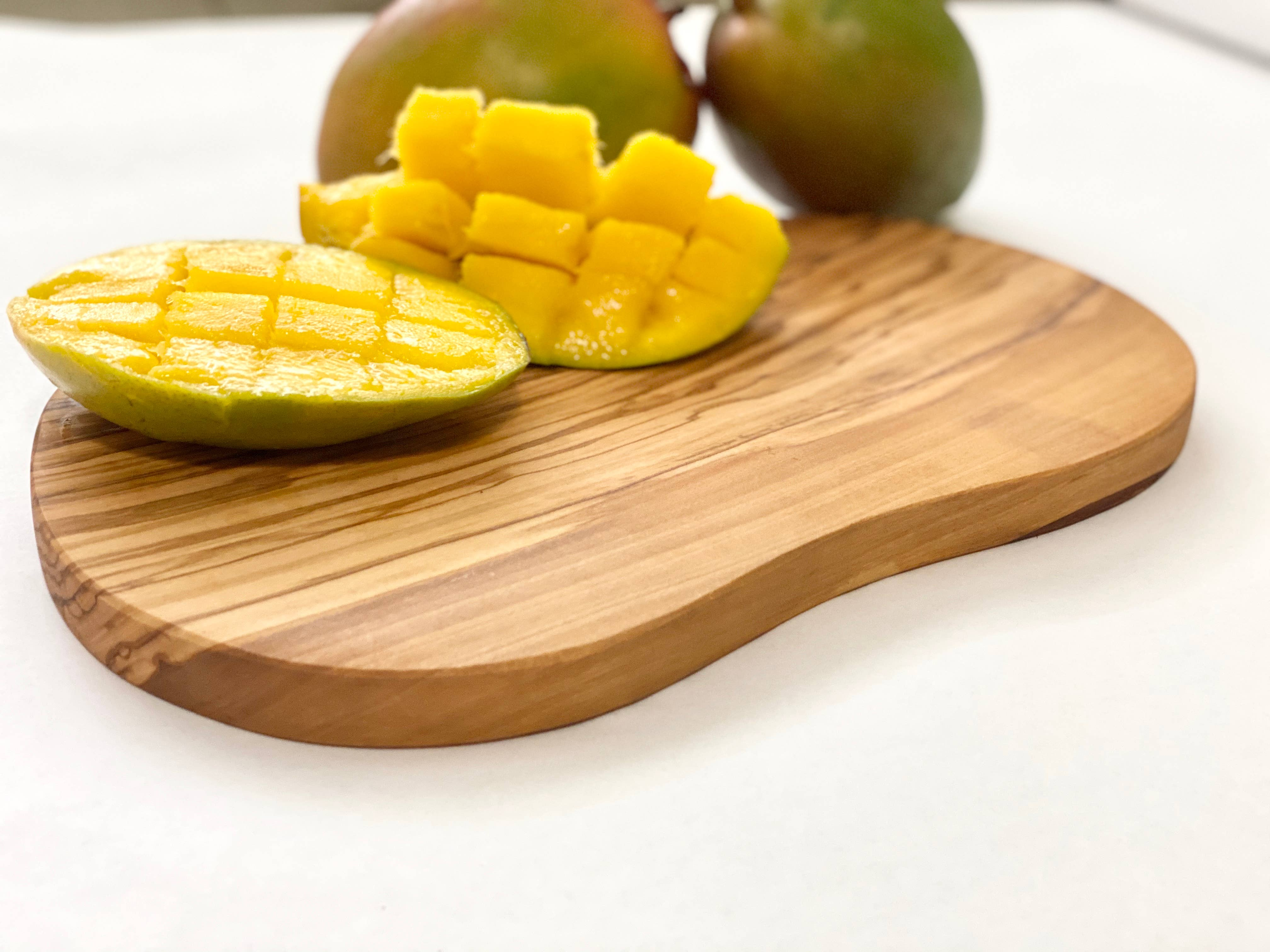 Cheese Board-Olive Wood
