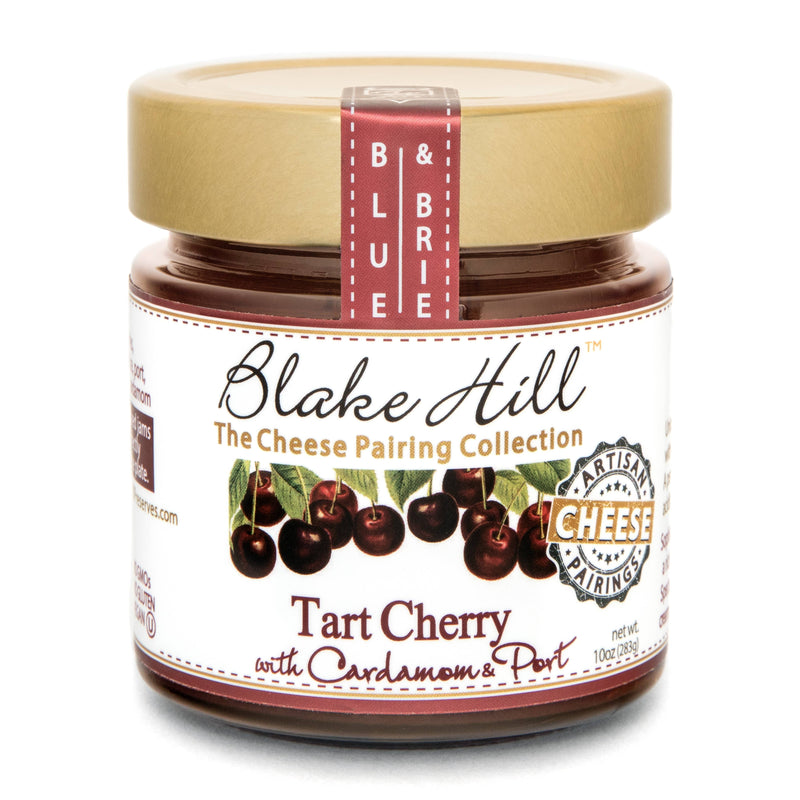 Tart Cherry with Cardamon and Port Jam- Cheese Pairing Jam