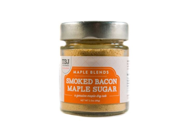 TBJ Gourmet - Smoked Bacon Maple Sugar, Seasonings & Rubs, TBJ Gourmet - Olive & Basket