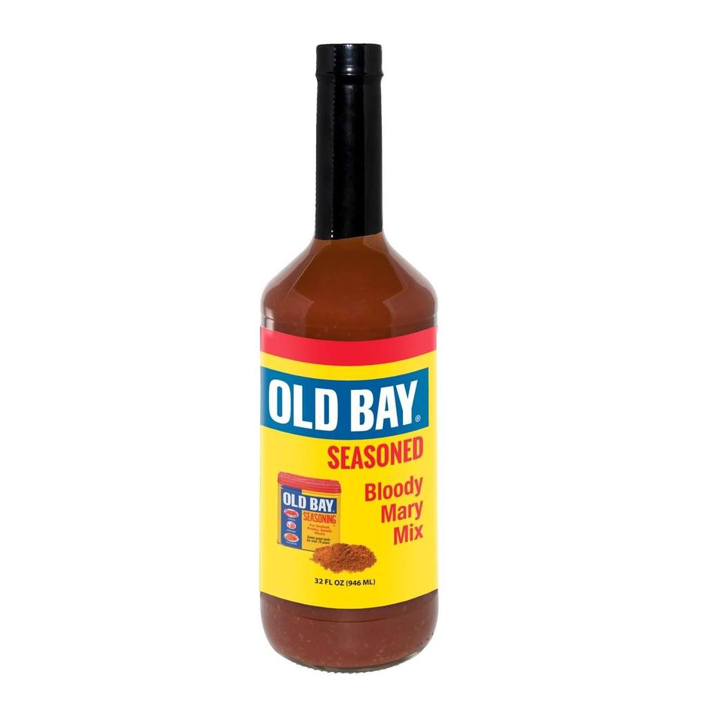 Old Bay Blood Mary Mix