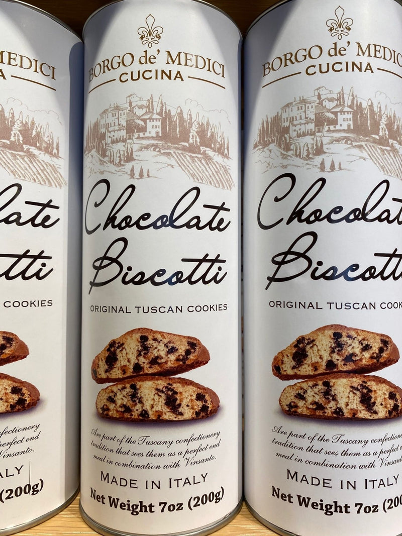 Chocolate Biscotti