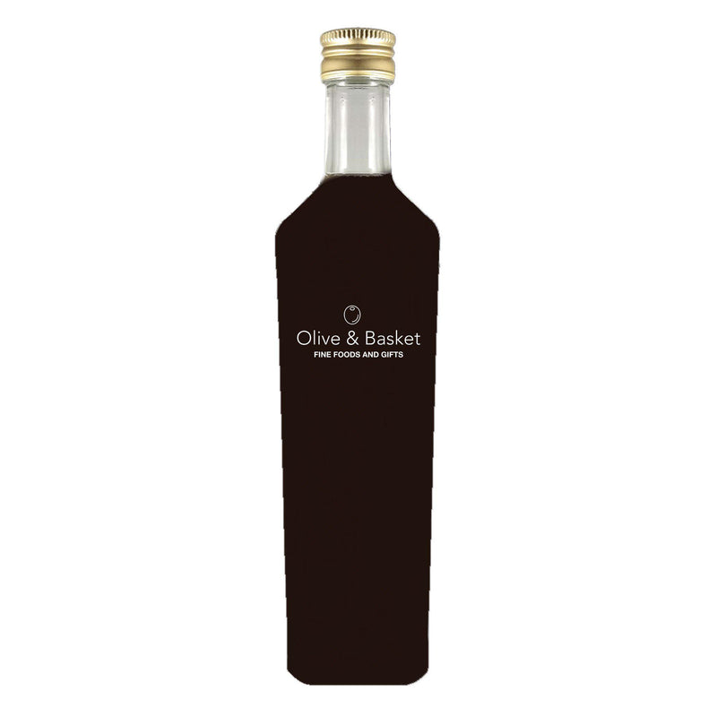 Red Apple Dark Balsamic Vinegar, Vinegar, Laconiko - Olive & Basket