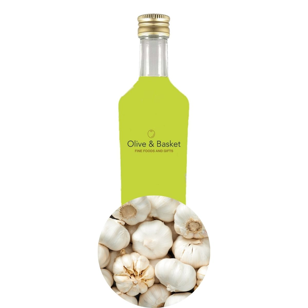 Garlic Extra Virgin Olive Oil- Bestseller