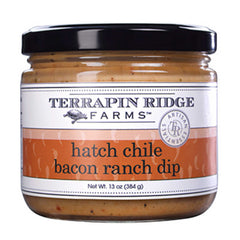 Hatch Chile Bacon Ranch Dip  TR Sauces & Dips Olive & Basket