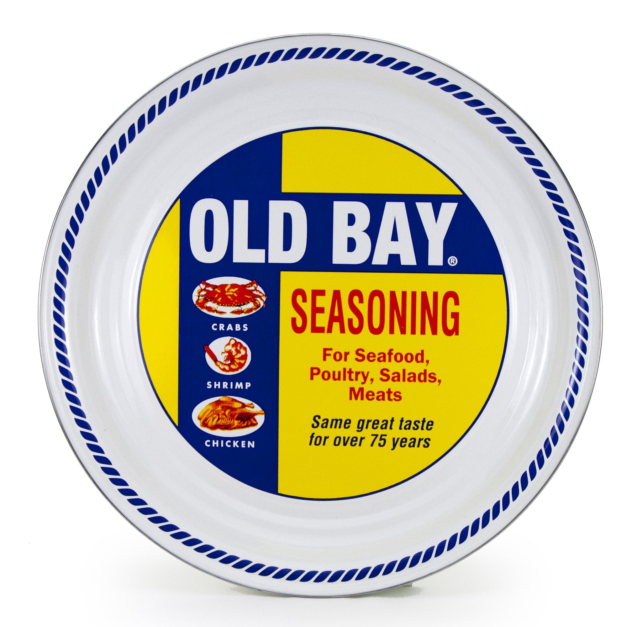 Old Bay Large Tray