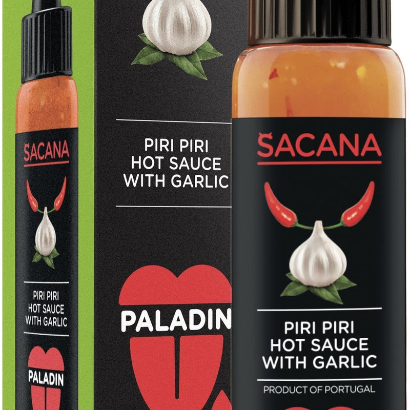 Piri Piri Hot Sauce With Garlic From Portugal