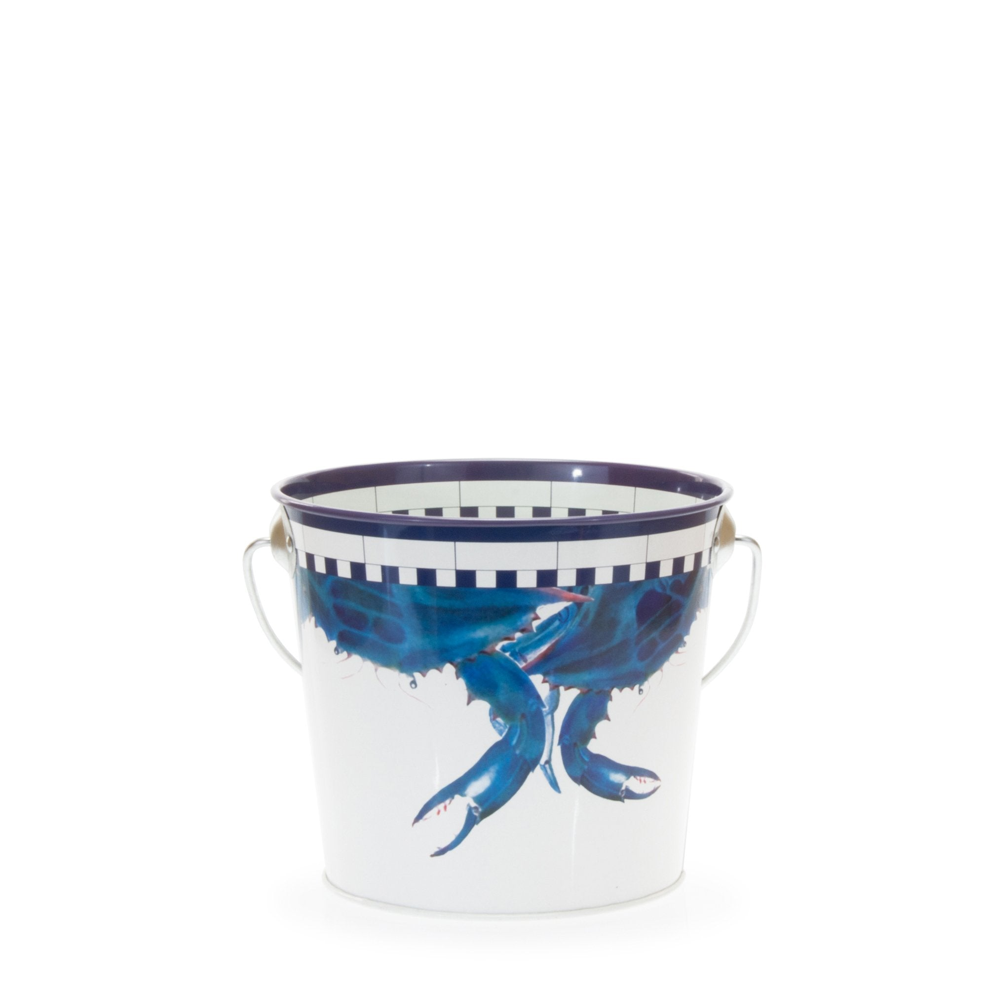Blue Crab Small Pail