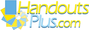 Logo of HandoutsPlus.com Web site