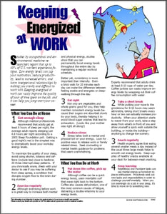 E042 How to Stay Energized at Work - HandoutsPlus.com