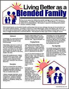 E087 Living Better as a Blended Family - HandoutsPlus.com