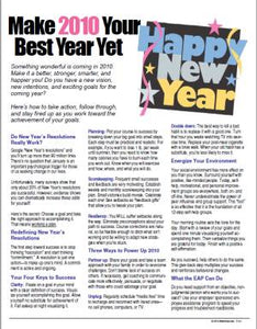 E126 Make 2020 Your Best Year Yet (Any Year) - HandoutsPlus.com