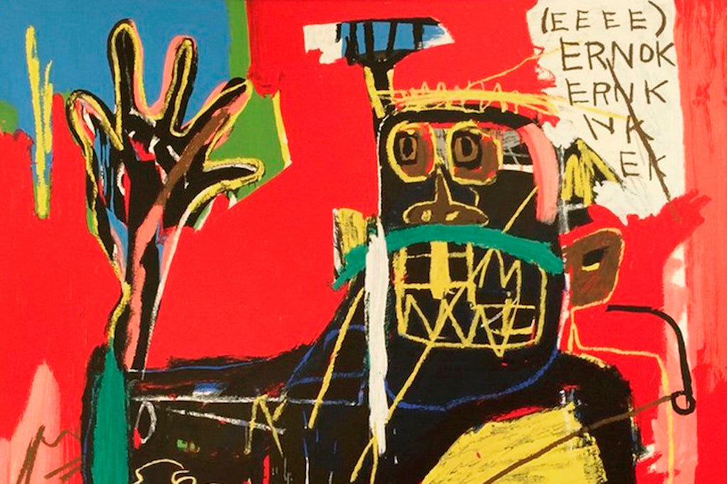 From Basquiat to Fabergé: BlackBook's Six Favorite Pieces From the 65th Annual Winter Show