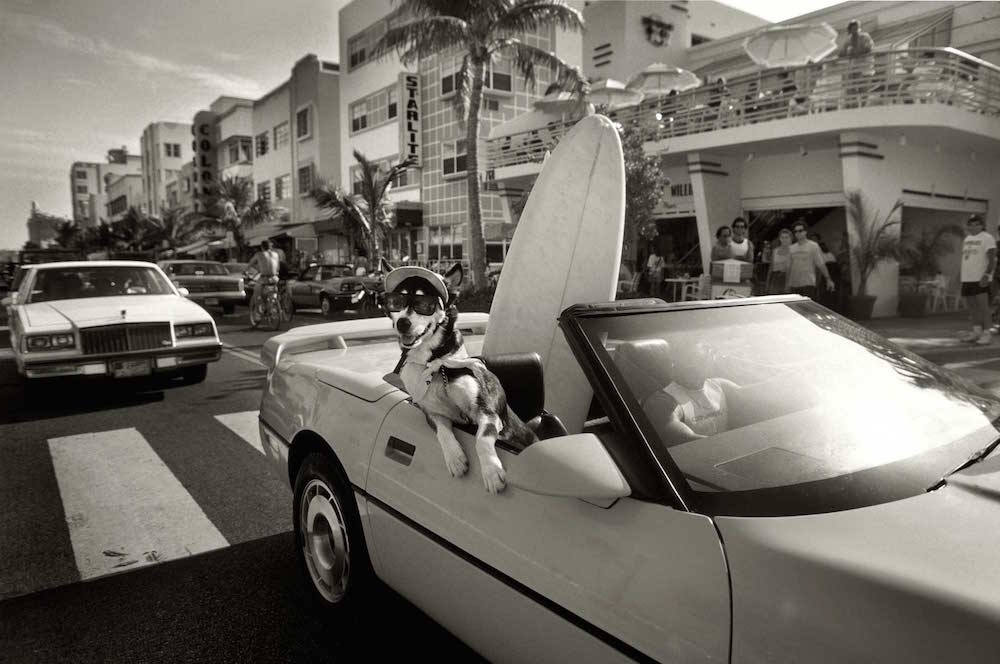 Evocative New Book 'Miami Beach 1988-1995' Captures the City in All its Pre-Millennial Iconoclastic Beauty