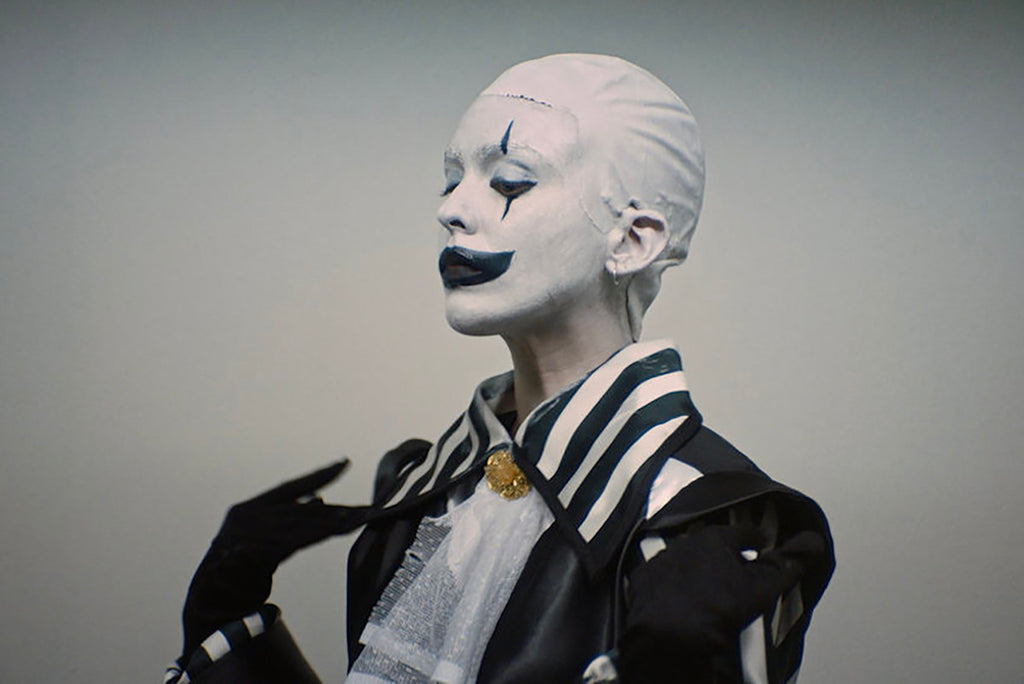 Artist Ondine Viñao's New 'Holy Fools' Exhibition Will Not Cure Your Fear of Clowns