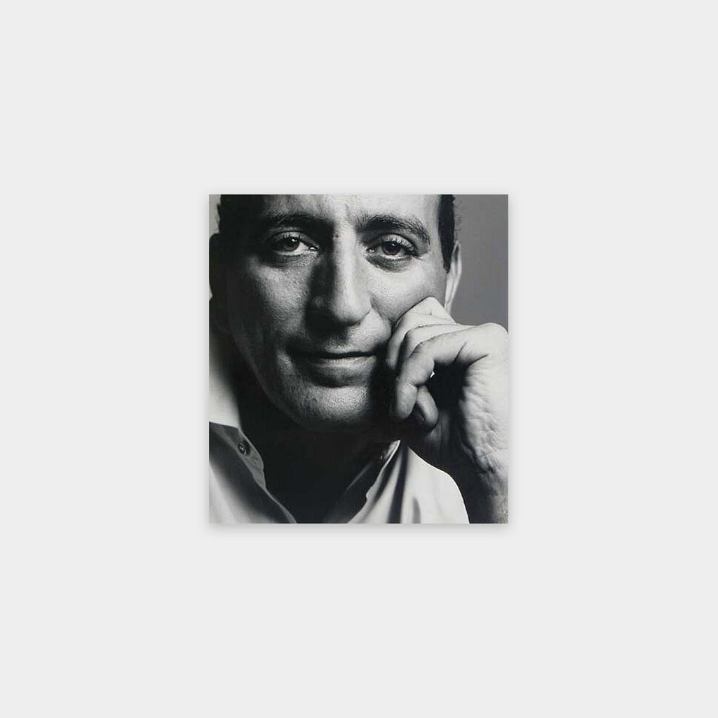 Richard Avedon, Tony Bennett, ca. 1965