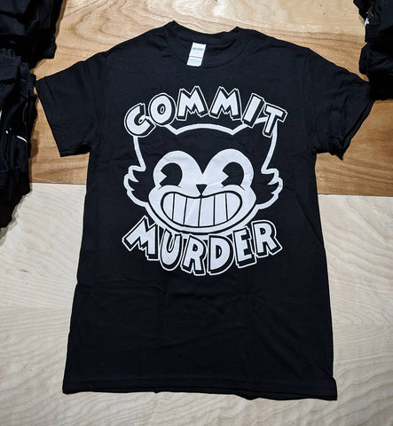 Commit Murder T-Shirt
