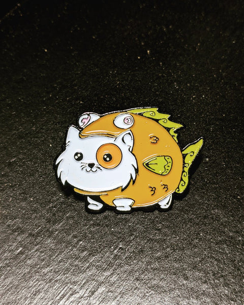 Catfish Pin