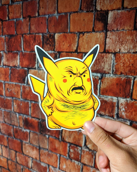 Frigginchu - Sticker