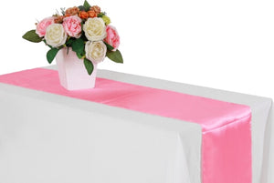 Satin Table Runner/ Ribbon Living Room Decor