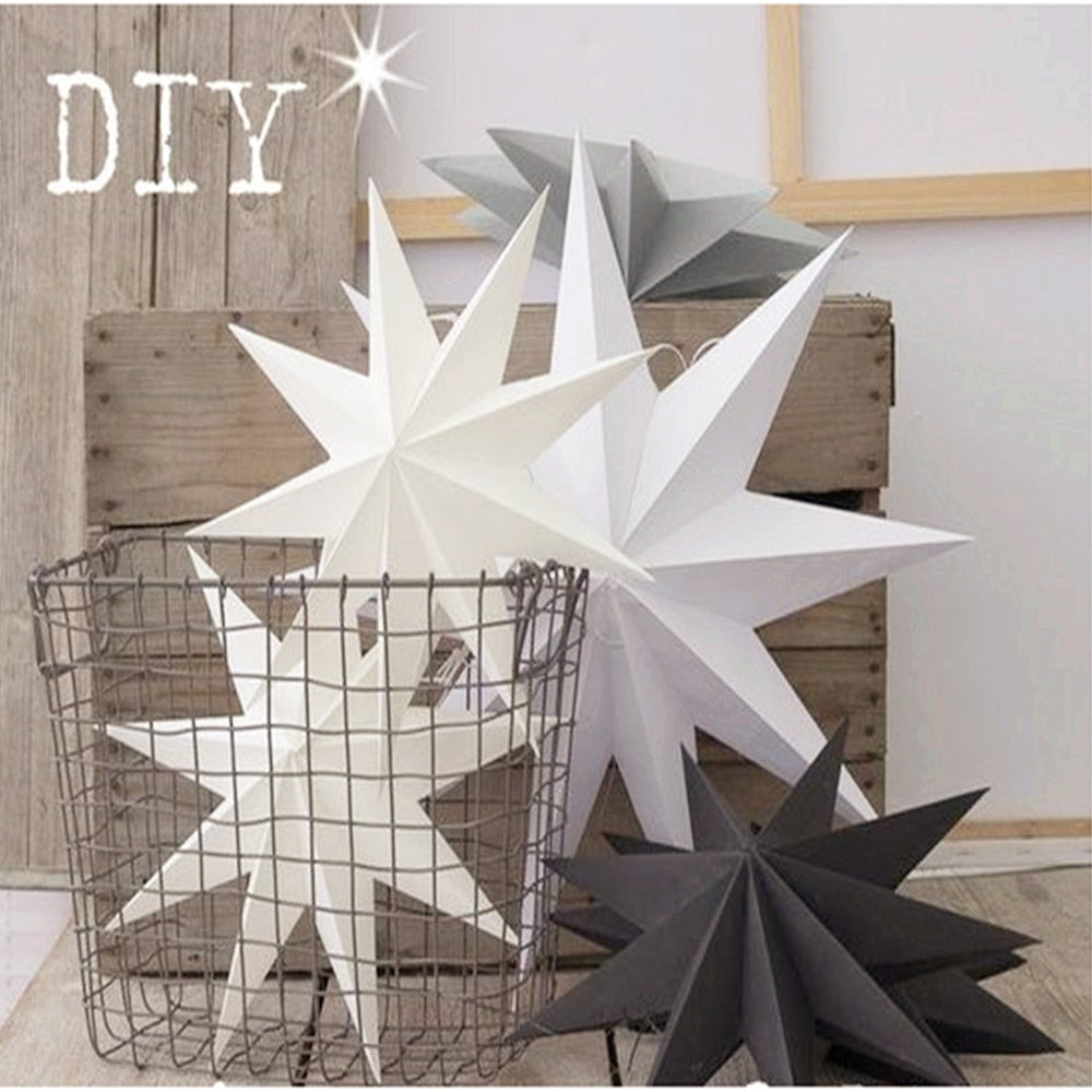 Elegant Hanging Star Paper Lantern Kids Room Decor/ Party Decorations