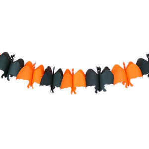 Halloween Paper Streamers Haunted House Decorations