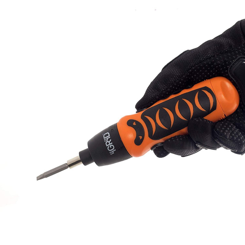 iGRiD Powerdriver Battery Operated Screwdriver