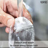 iGRiD Cordless Beard Trimmer For Men | hair trimmer | quick charge | indicator | advanced shaving system | IG-1088 |