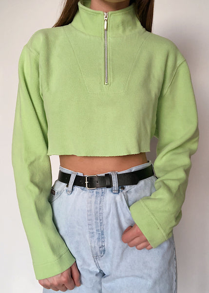 Key Lime Zip Up
