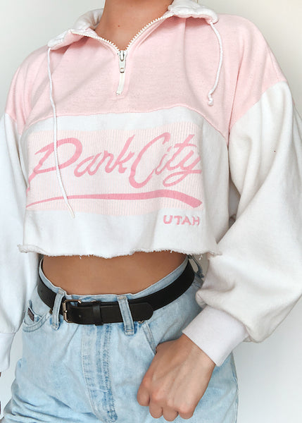 80's Barbie City Pullover