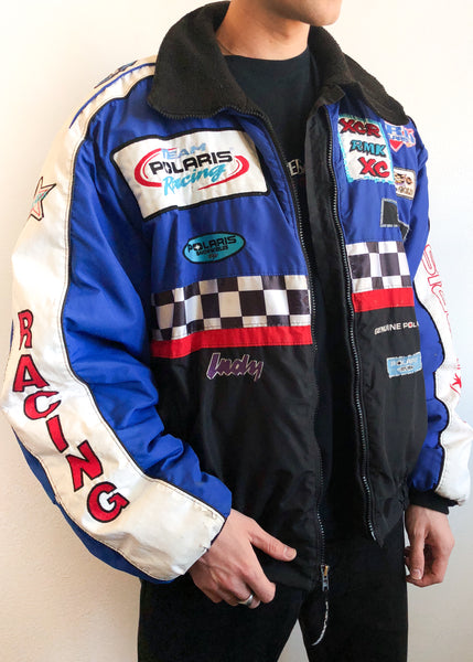 Team Polaris Racer Jacket
