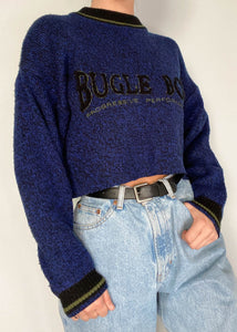 Bugle Boy Progress Knit