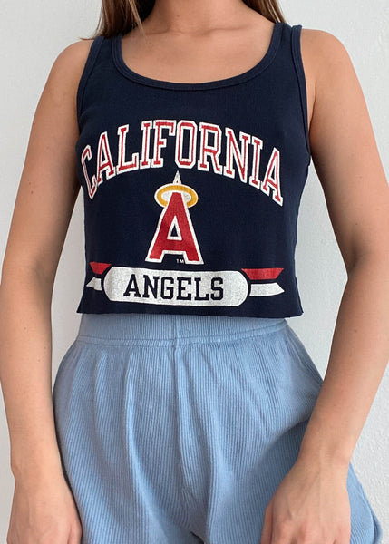 California Angels Tank