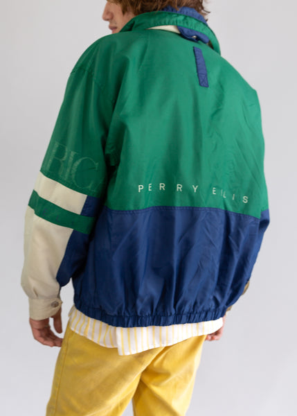Fade Away Windbreaker
