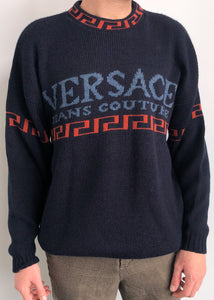 Versace Jeans Knit Sweater