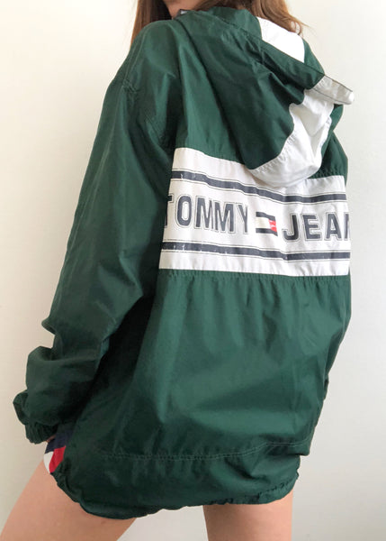 Forest Tommy Windbreaker