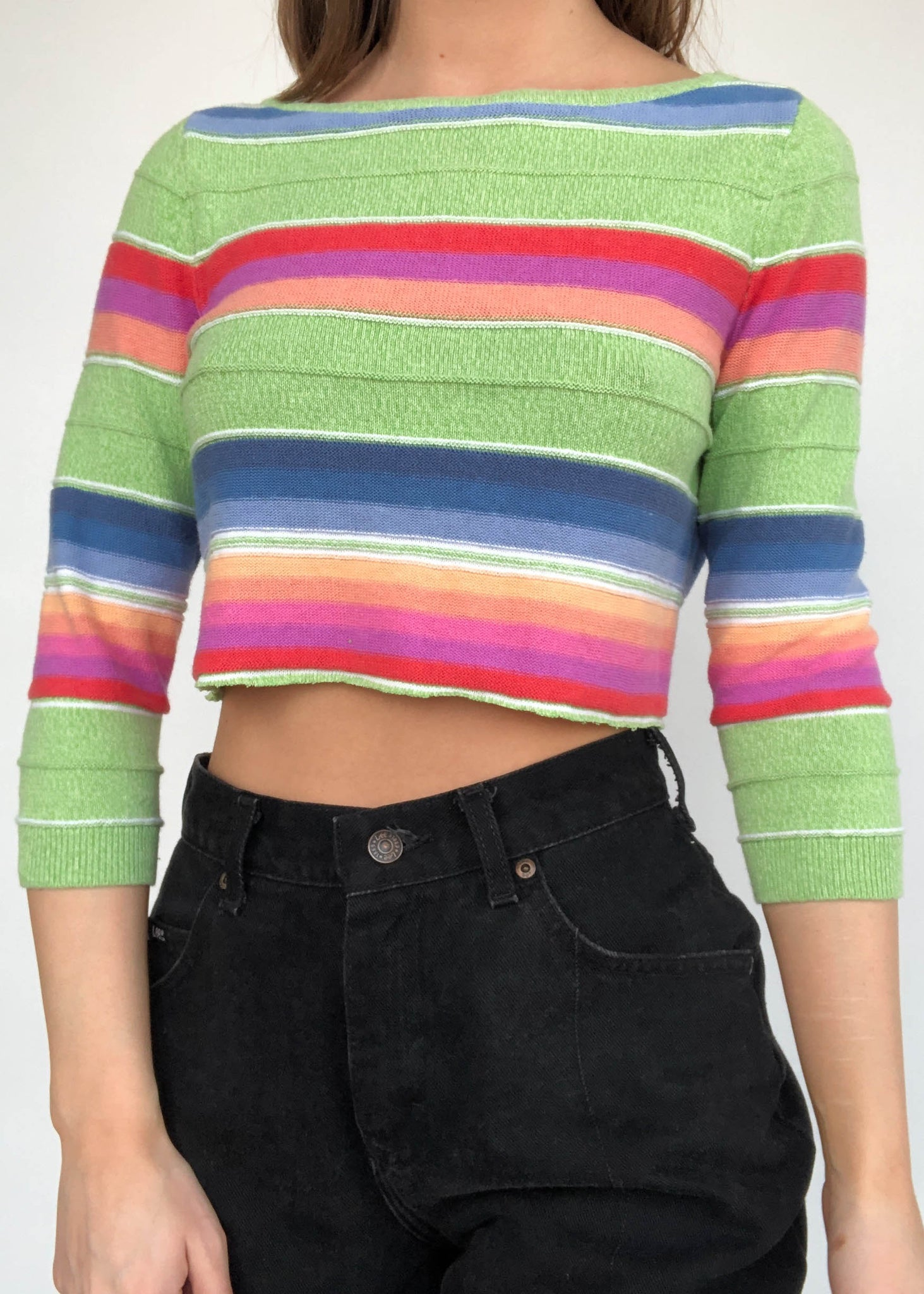 Junebug Striped Knit