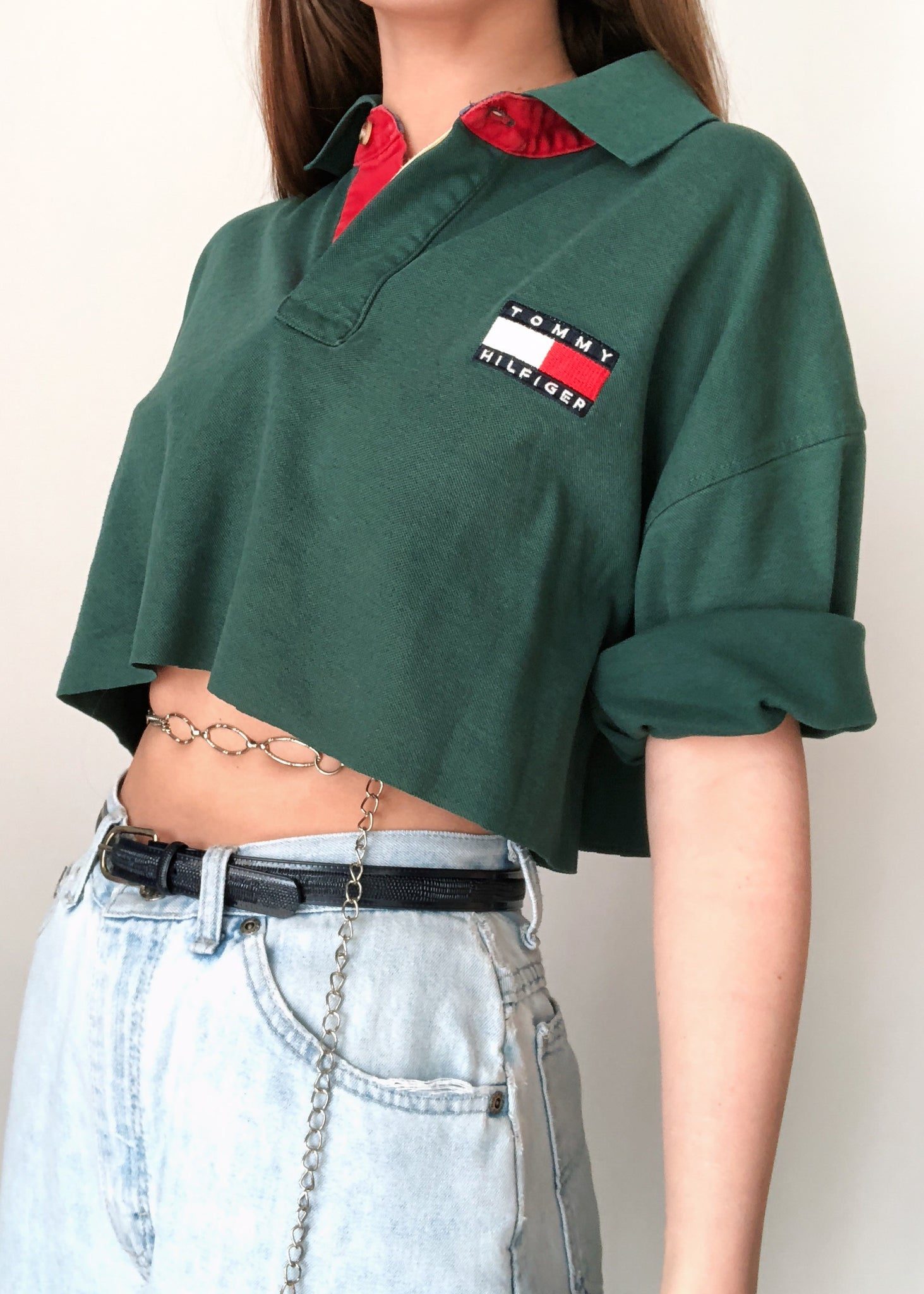 Forest Flag Tommy Polo