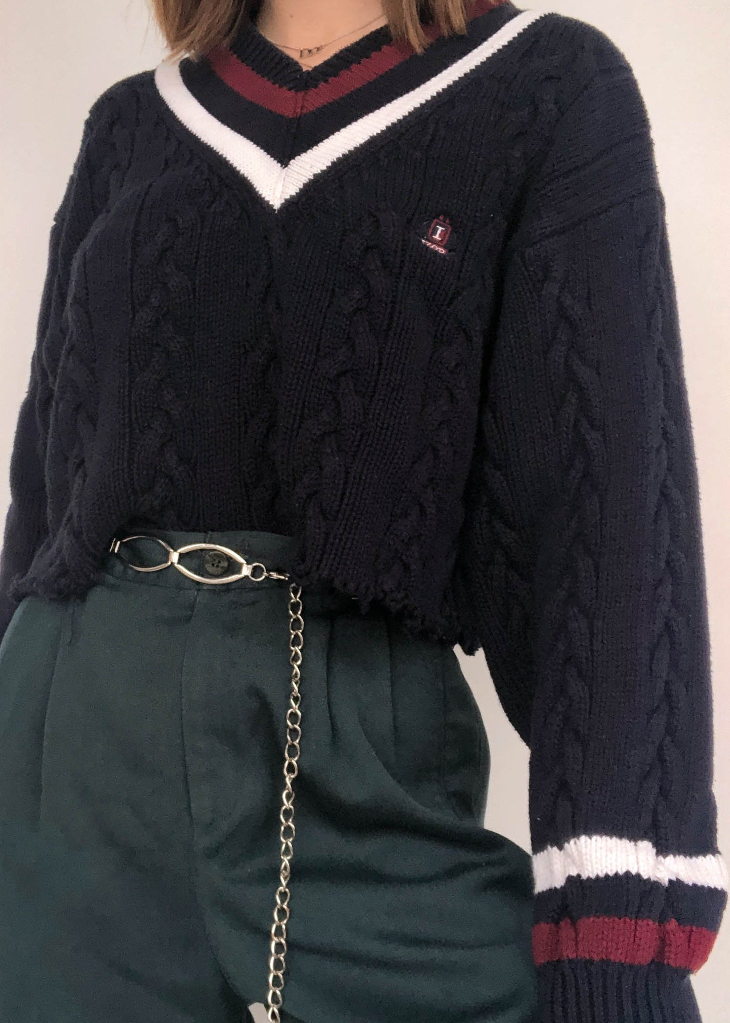 Izod Professor Sweater