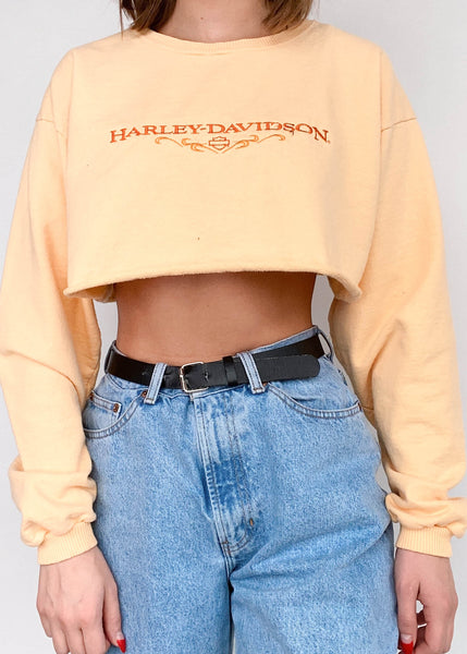 Harley Honey Crewneck