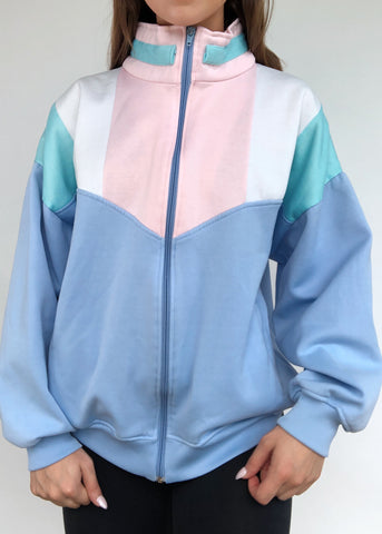 Cotton Candy Colorblock