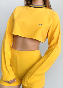Yellow Tommy Set