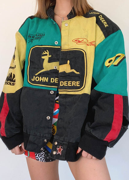 John Deere Race Jacket