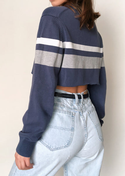 Double Stripe Sweater