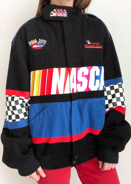Nascar Canvas Jacket