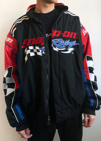 Snap On Racer Jacket