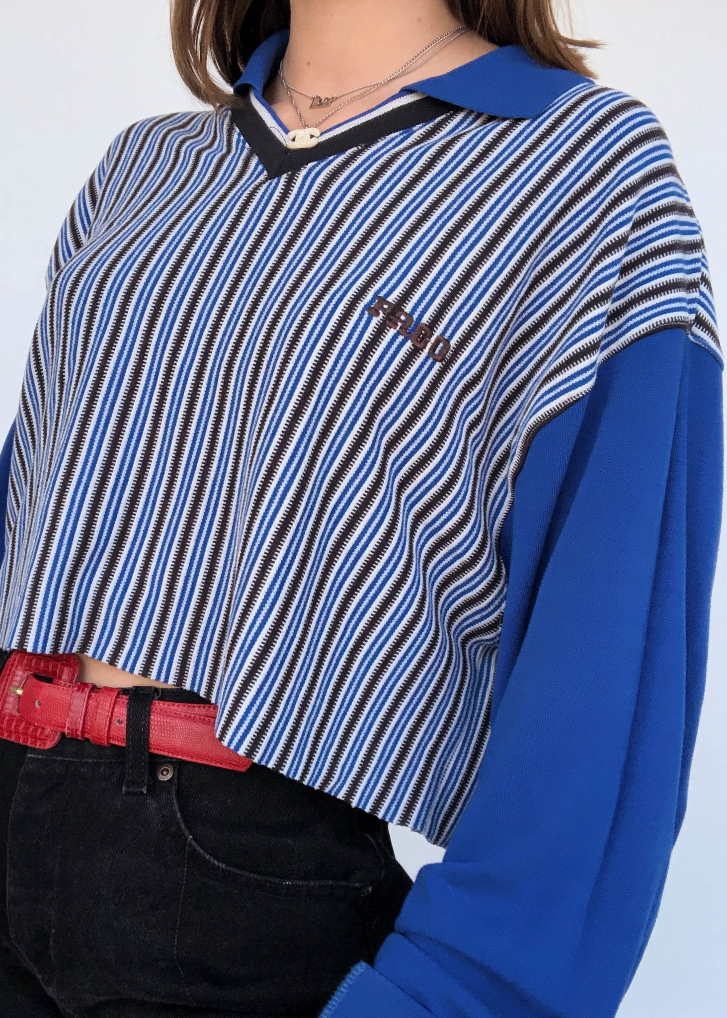 Paco Striped Polo