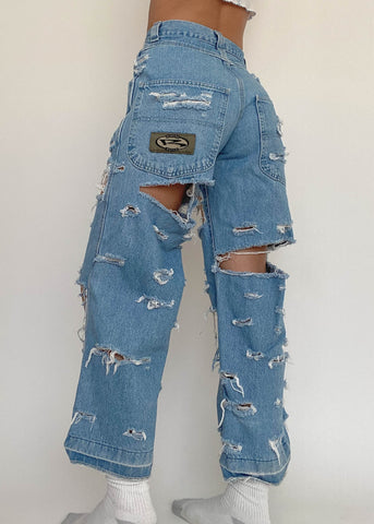 Margo Distressed Jeans